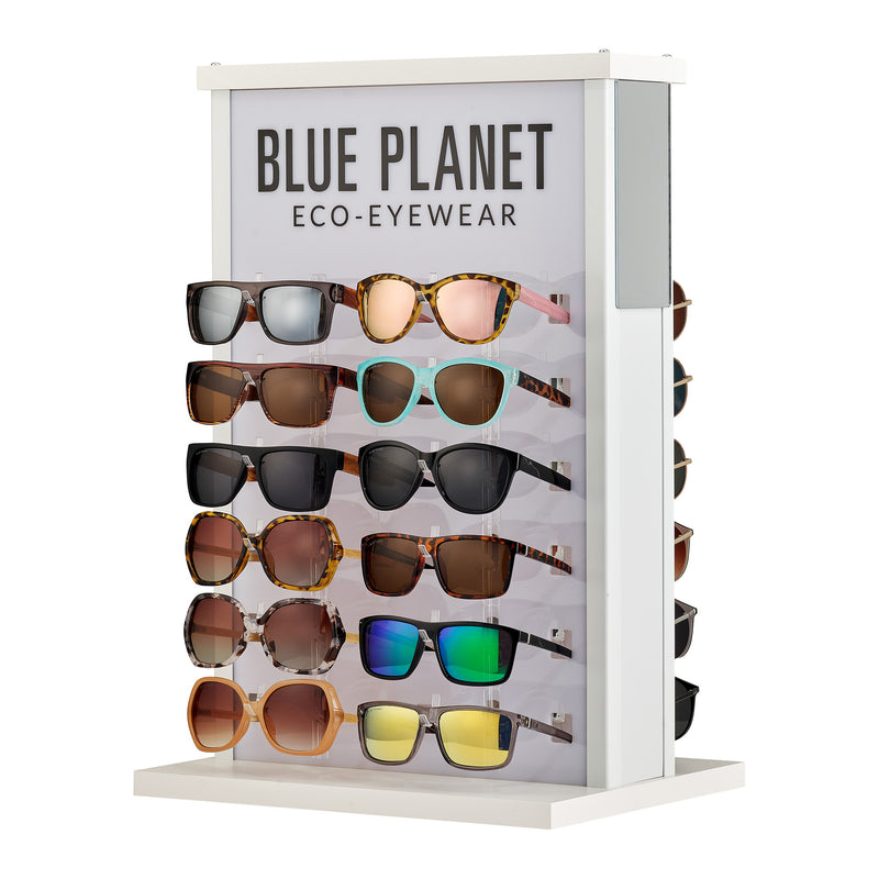 BP650 Blue Planet Retail Display + Sunglass Package
