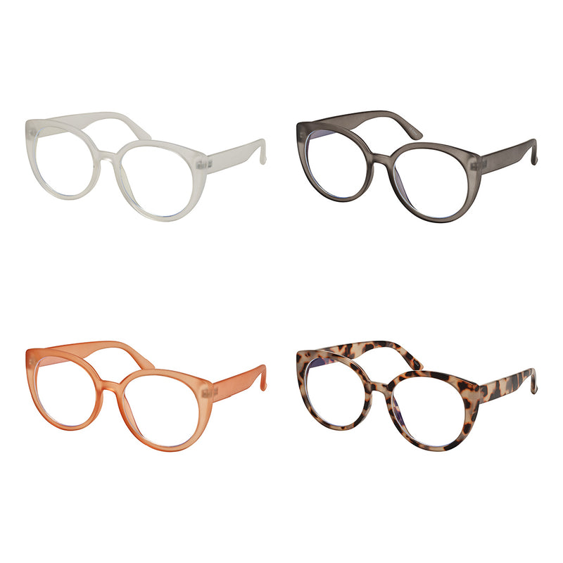 2013 Blue Light Lens Collection - New - Assorted Colors | 4PC Minimum