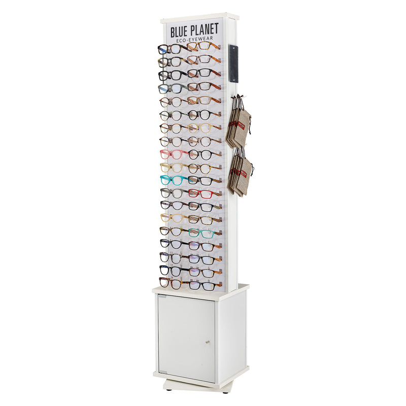 BPR1700 Blue Planet Retail Display + Blue Light Filtering / Readers Package