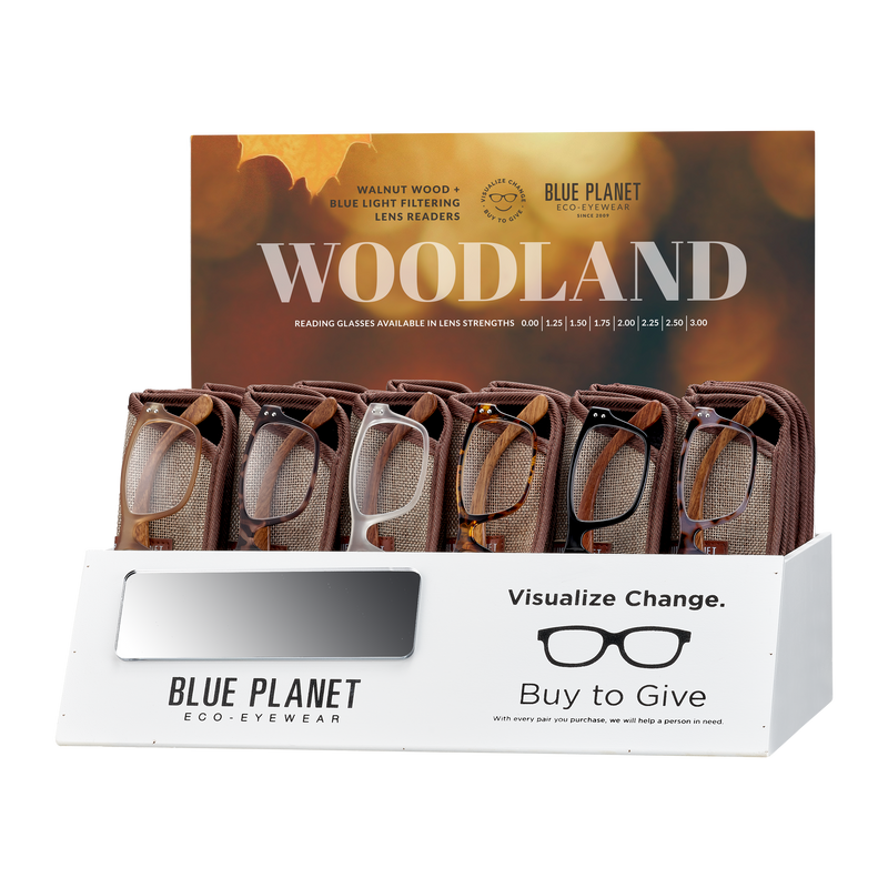7750 -Woodland Blue Light Filtering Reader Box Set