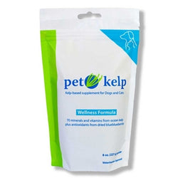 Pet Kelp Wellness Formula Powder, 8 oz - PawMax