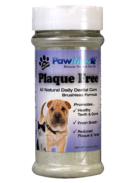 Pawmax Plaque Free Pet Dental Care - PawMax