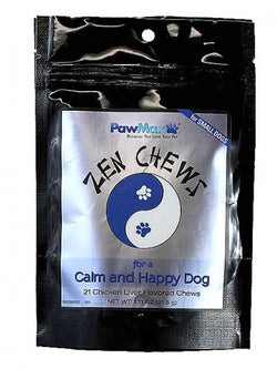 Pawmax Zen Chews for Small Dogs - PawMax