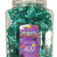 TURQUOISE TEAL HARD CANDIES