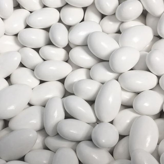 JORDAN ALMONDS<br>WHITE