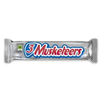 3 MUSKETEERS 36ct from Miami Candies Sweets & Snacks