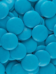 CANDY WAFERS <br> BRIGHT BLUE