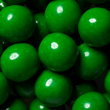 WEDDING & CANDY BUFFET, GREEN GUMBALLS from Miami Candies Sweets & Snacks