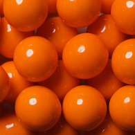 WEDDING & CANDY BUFFET, ORANGE GUMBALLS from Miami Candies Sweets & Snacks