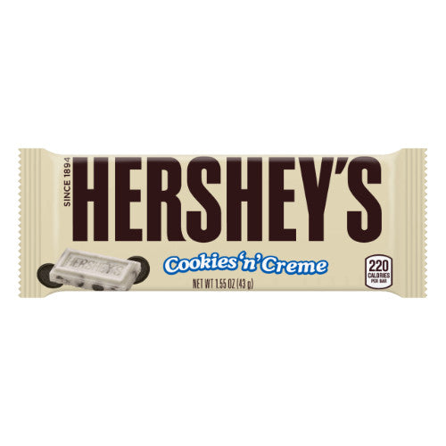 HERSHEY'S COOKIES N CRÈME 36ct from Miami Candies Sweets & Snacks