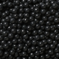 BLACK CANDY PEARLS from Miami Candies Sweets & Snacks