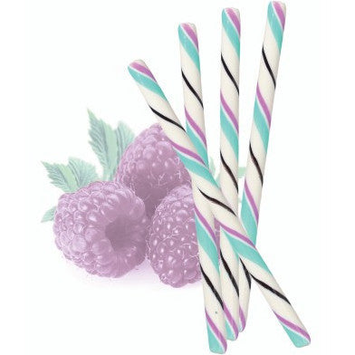 BLUE RASPBERRY CANDY STICKS from Miami Candies Sweets & Snacks