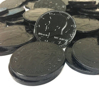 FORT KNOX CHOCOLATE COINS in BLACK from Miami Candies Sweets & Snacks