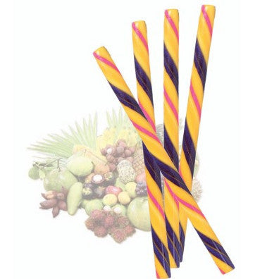 HAWAIIAN SPLASH CANDY STICKS from Miami Candies Sweets & Snacks