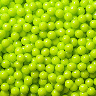 LIME GREEN MINI JAWBREAKERS from Miami Candies Sweets & Snacks