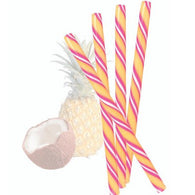 PINA COLADA CANDY STICKS from Miami Candies Sweets & Snacks