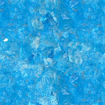 BLUE RASPBERRY ROCK CANDY CRYSTALS from Miami Candies