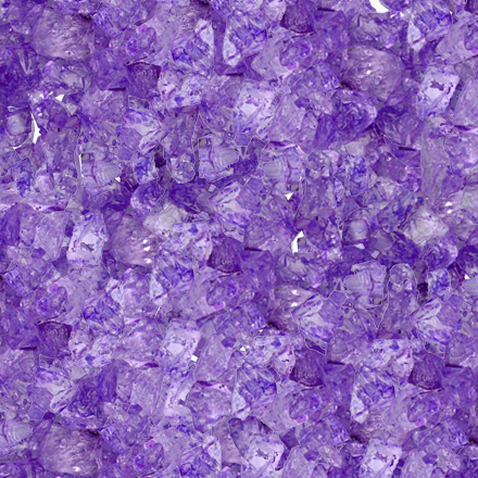 GRAPE ROCK CANDY GEMS from Miami Candies Sweets & Snacks