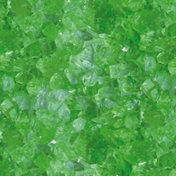 LIME GREENROCK CANDY CRYSTALS from Miami Candies Sweets & Snacks