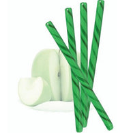 GREEN APPLE CANDY STICKS from Miami Candies Sweets & Snacks