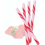 STRAWBERRY CANDY STICKS from Miami Candies Sweets & Snacks