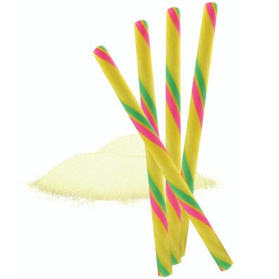 SUPER SOUR CANDY STICKS from Miami Candies Sweets & Snacks