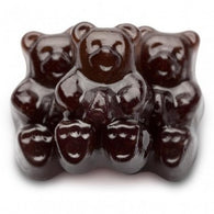 GUMMI BEARS, BLACK CHERRY from Miami Candies Sweets & Snacks
