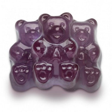 GUMMI BEARS, GRAPE from Miami Candies Sweets & Snacks