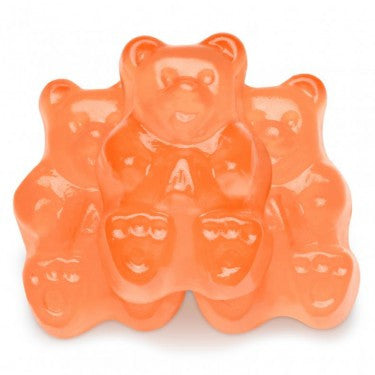 GUMMI BEARS, PEACH from Miami Candies Sweets & Snacks