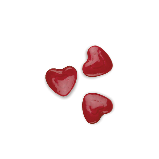 CANDY HEARTS - RED