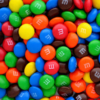 M & M MILK CHOCOLATE