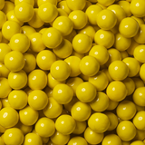 WEDDING CANDY, YELLOW SIXLETS from Miami Candies Sweets & Snacks