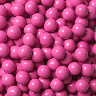 WEDDING & BABY SHOWER CANDY, HOT PINK SIXLETS from Miami Candies Sweets & Snacks