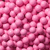 WEDDING & BABY SHOWER CANDY, LIGHT PINK SIXLETS from Miami Candies Sweets & Snacks