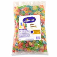 BULK CANDY, SOUR GUMMI BEARS from Miami Candies Sweets & Snacks