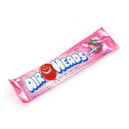 STRAWBERRY AIR HEADS 36ct from Miami Candies Sweets & Snacks