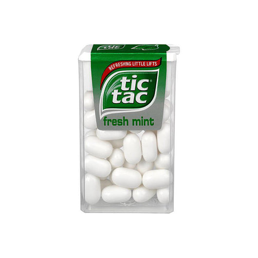 TIC TAC BIG-PAK FRESHMINT 12ct from Miami Candies Sweets & Snacks