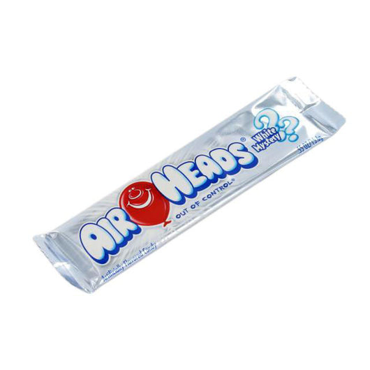 WHITE MYSTERY AIR HEADS 36ct from Miami Candies Sweets & Snacks