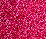 Shimmer Beads - Pink
