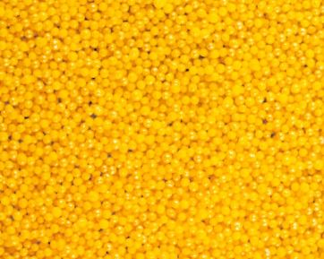Shimmer Beads - Yellow