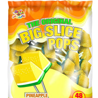 BIG SLICE POPS<BR>PINEAPPLE
