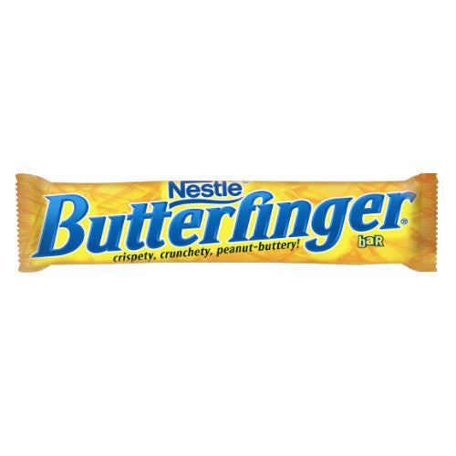 BUTTERFINGER 36ct from Miami Candies Sweets & Snacks