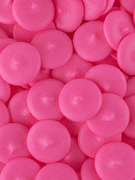 CANDY WAFERS <br> BRIGHT PINK