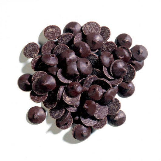 BARRY CALLEBAUT CHOCOLATE CHIPS (4000ct) - DARK