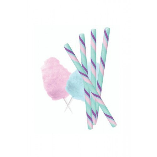 COTTON CANDY CANDY STICKS from Miami Candies Sweets & Snacks