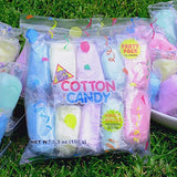 COTTON CANDY - ASSORTED 10PK