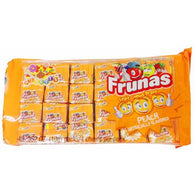 PEACH FRUNAS from Miami Candies Sweets & Snacks