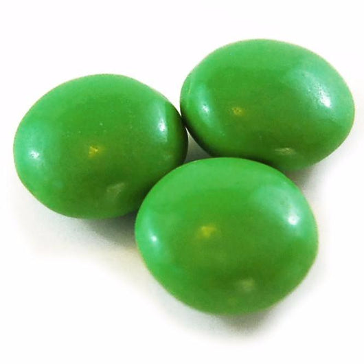 GREEN MILK CHOCOLATE GEMS from Miami Candies