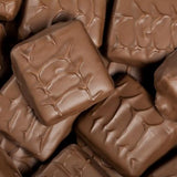 MILK CHOCOLATE GIANT CARAMELS