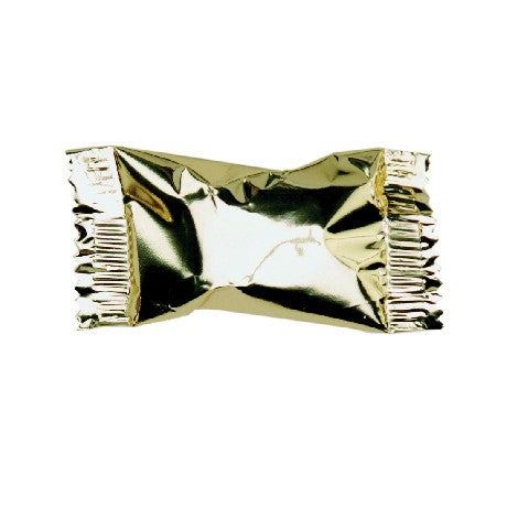 WRAPPED BUTTER MINTS - GOLD